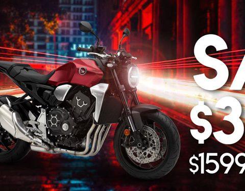 Honda CB1000R Special Price Discount Perth, WA