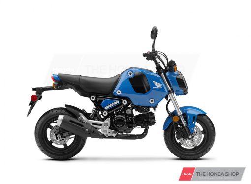Honda Grom Blue 2021 Perth Western Australia
