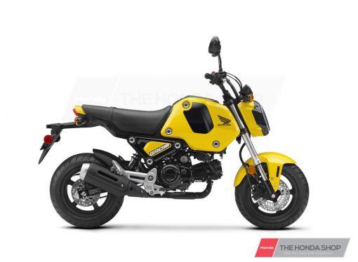 Honda Grom Yellow 2021 Perth Western Australia