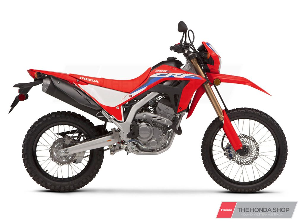 2021 Honda CRF300L Perth Western Australia