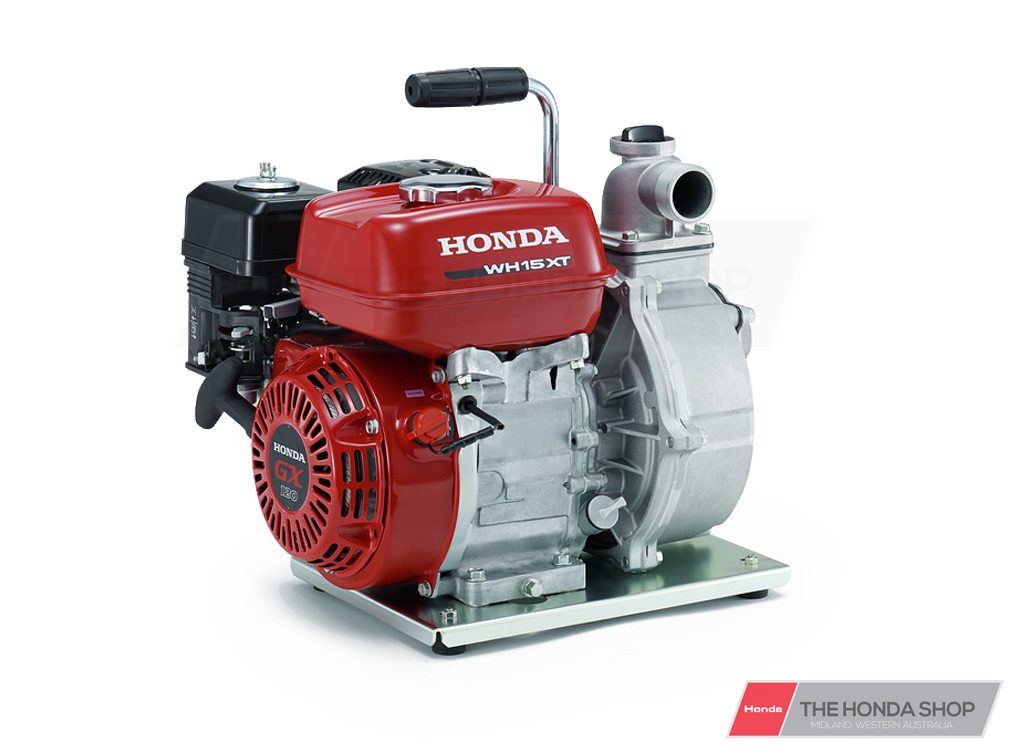 Honda WH15XT High Pressure Water Pump