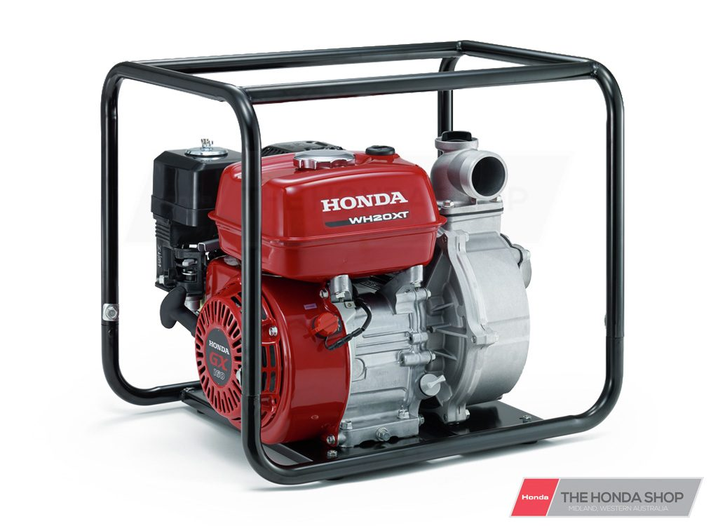 Honda WH20XT High Pressure Water Pump