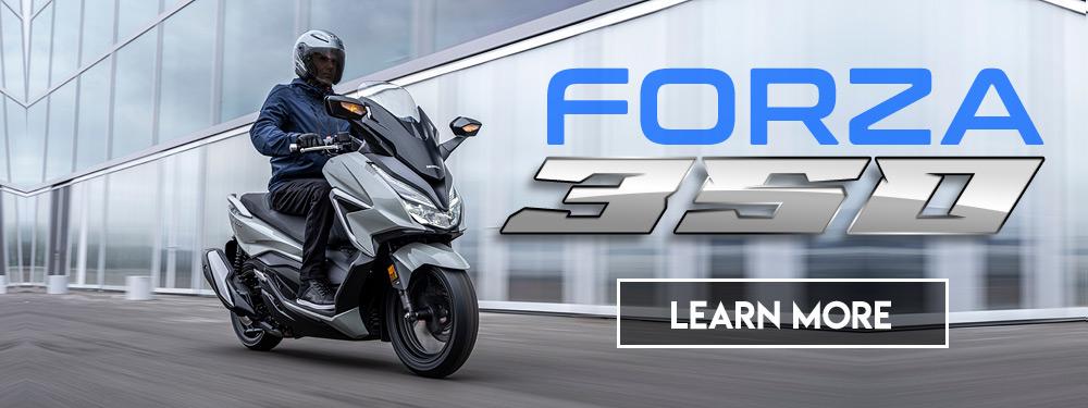 2021 Honda Forza NSS350A
