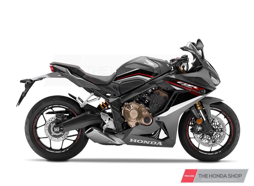 Honda CBR650R 2021 Pearl Smoky Grey LAMS Perth WA