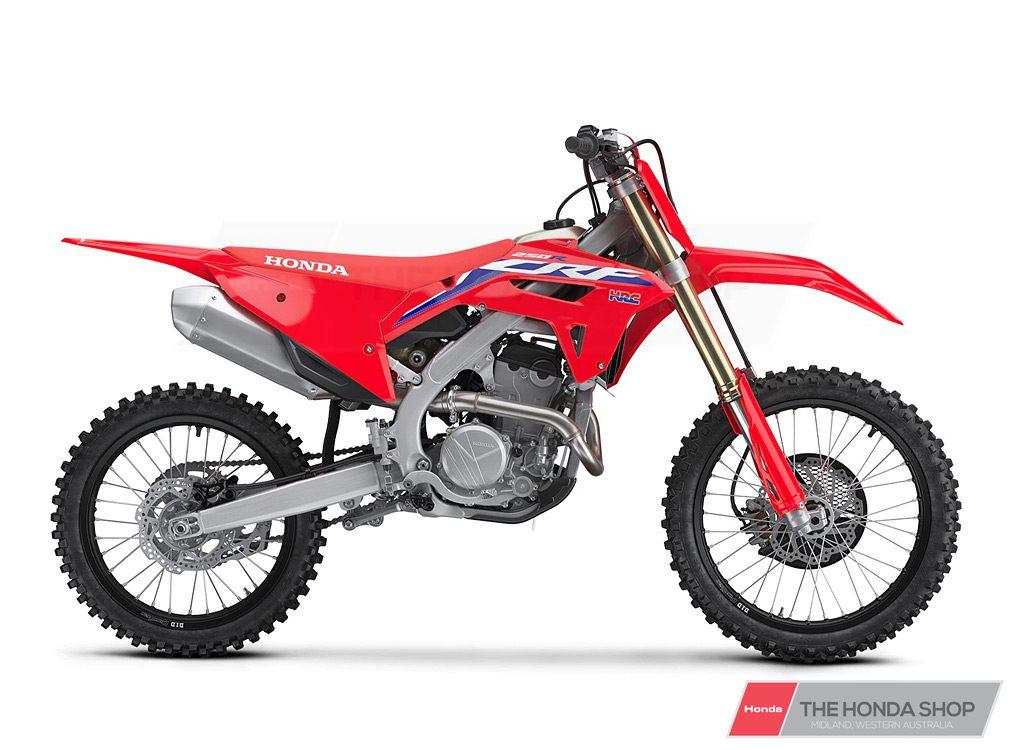 2022 Honda CRF250R new price Perth