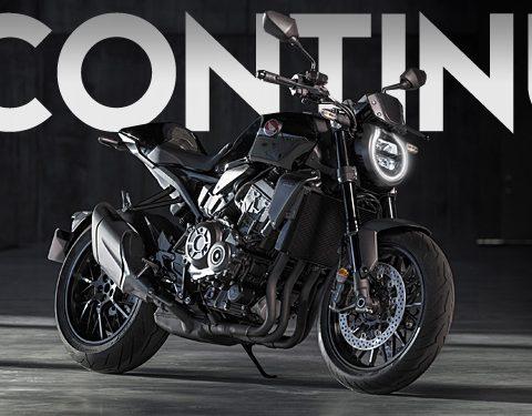 Honda CB1000R Discontinued