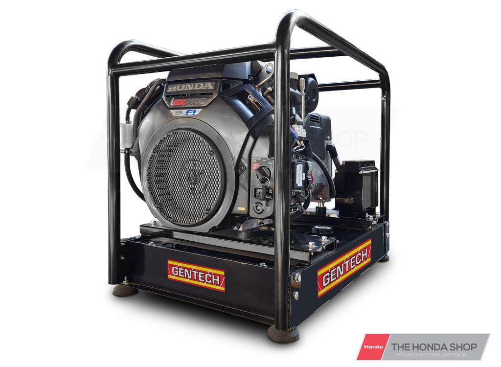 Gentech EP20000HSRE Honda iGX800 20kVA Industrial Generator