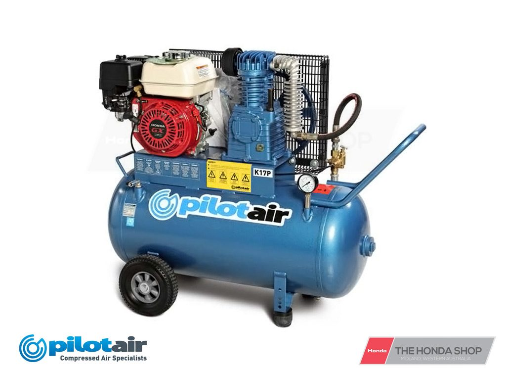 Honda Powered Air Compressor K17P Perth Western Australia Near Me