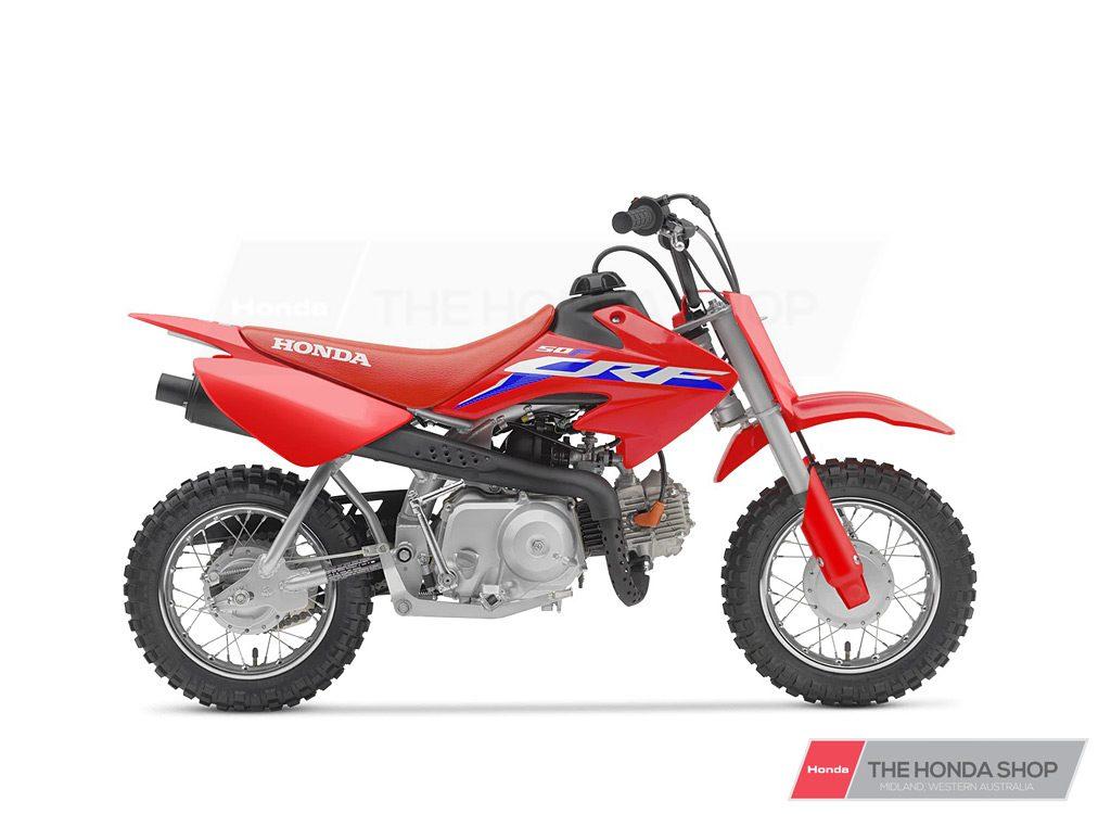 2022 Honda CRF50F 2022 Perth New