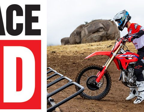Honda Race Red Sponsorship Race Plan banner