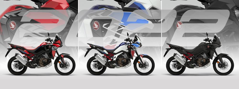 2022 Honda Africa Twin Perth